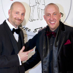 Jonatan Adrian och Henrik Swedborg kommer och föreläser på Guteskolan.